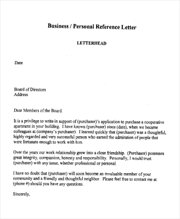 Company Recommendation Letter Sample.Business Referral Letter News